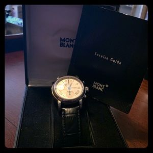 MontBlanc Meisterstuck 4810 501 auto Chronograph
